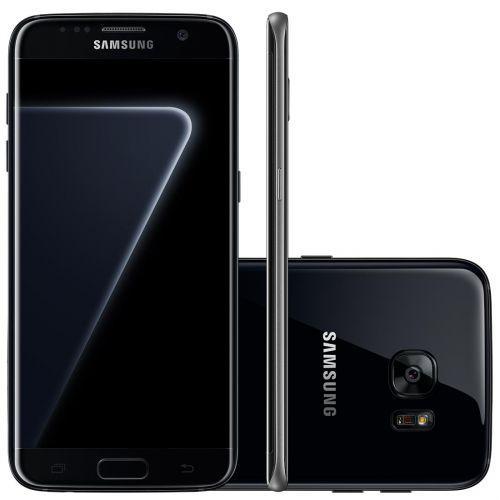 Smartphone samsung galaxy s7 edge g935f black piano - 4g,