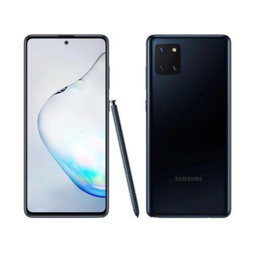 Smartphone samsung n770 galaxy note 10 lite 128gb preto