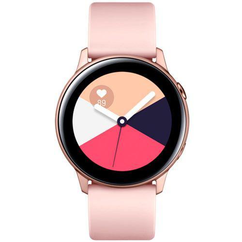 Smartwatch samsung galaxy active pulseira de silicone,