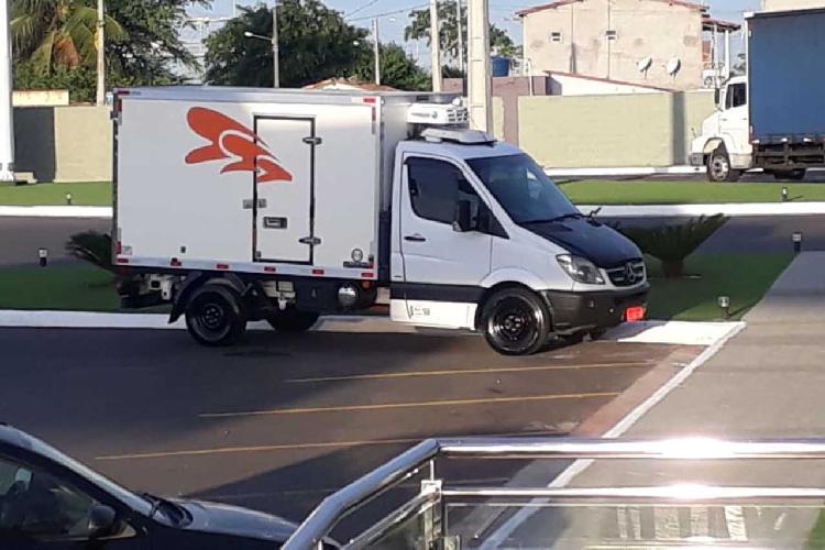 Sprinter 311 cdi mercedes benz - 15/16