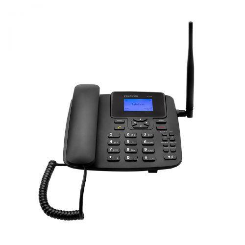 Telefone celular fixo gsm cf4201 intelbras