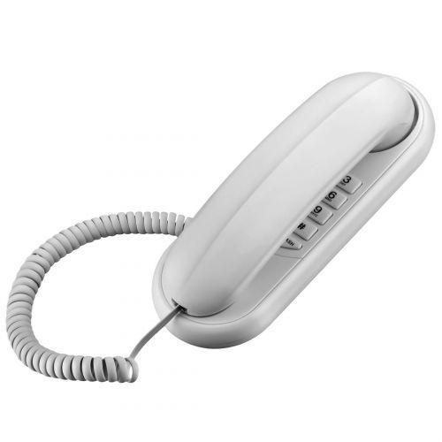 Telefone com fio g/u00f4ndola elgin tcf 1000 branco