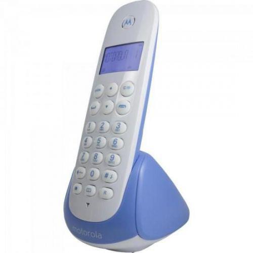 Telefone s//fio digital c// ident de chamadas moto700b