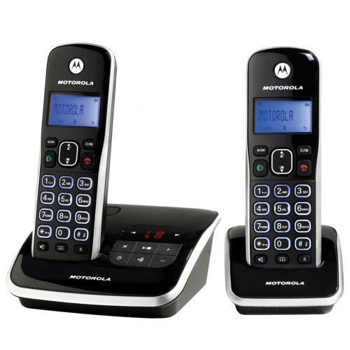 Telefone sem fio + 1 ramal motorola auri3500se-mrd2 -