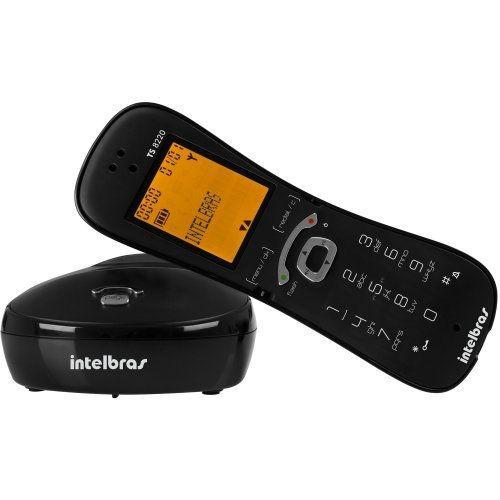 Telefone Sem Fio Com Identificador De Chamadas Ts8220