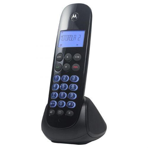 Telefone sem fio motorola moto750-se - identificador de