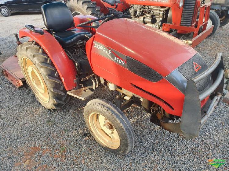 Trator agrale 4100 4x2 ano 08