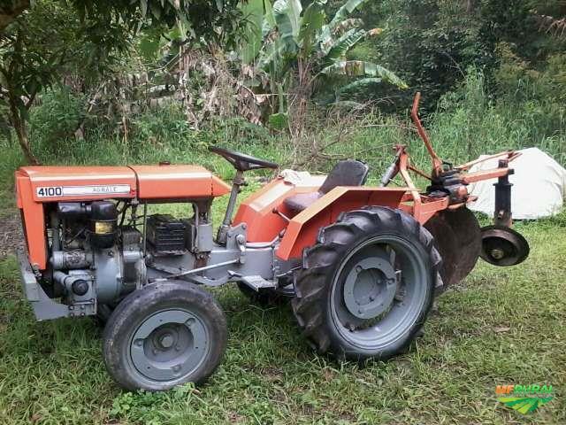 Trator agrale 4100 4x2 ano 79