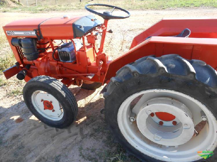 Trator agrale 4100 4x2 ano 84