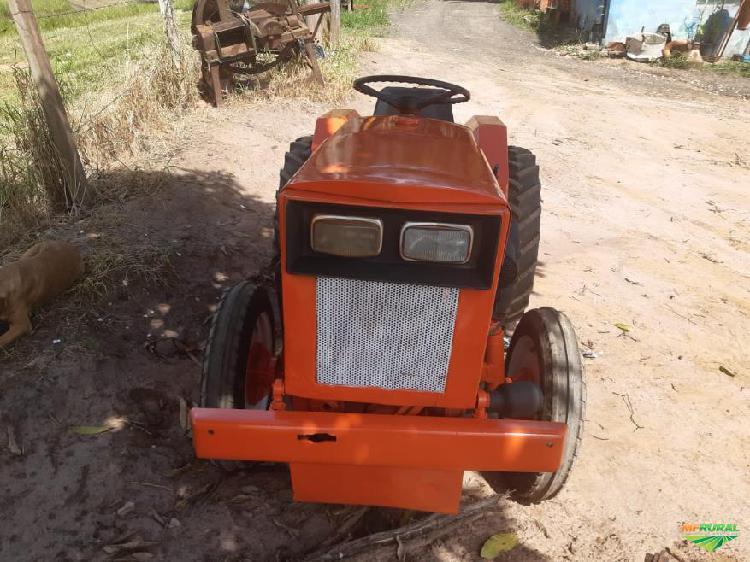 Trator agrale 4100 4x2 ano 88