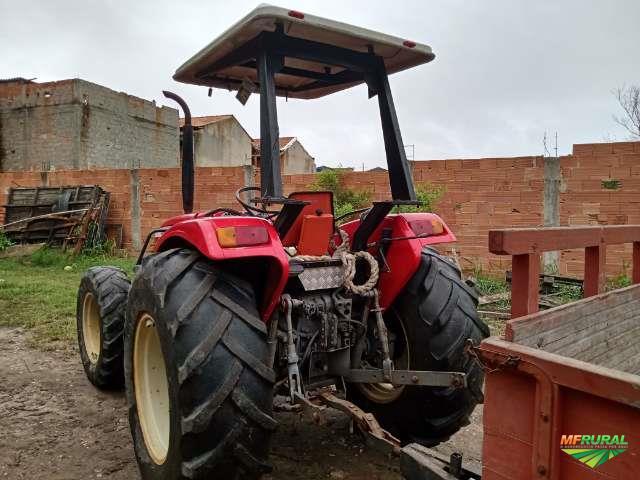 Trator agrale 5080 4x4 ano 06