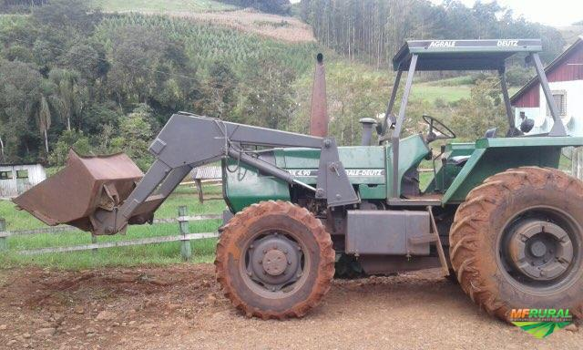 Trator agrale bx 4.90 4x4 ano 92