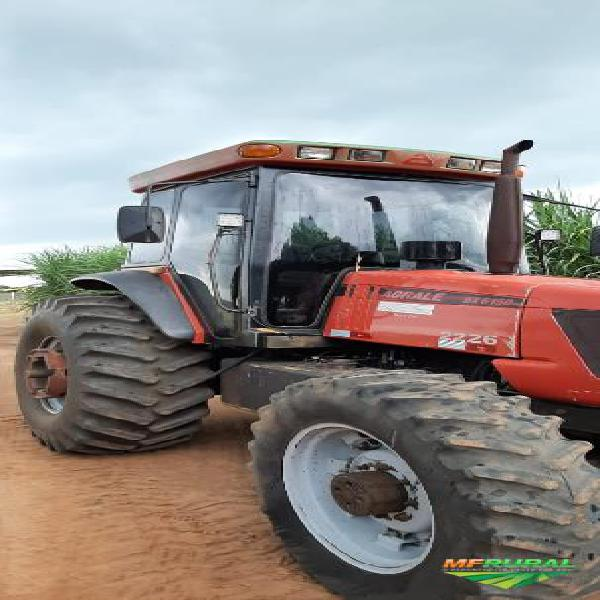 Trator agrale bx 6150 4x4 ano 05