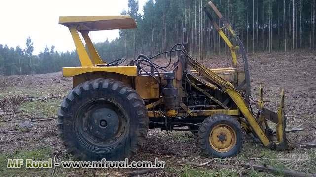 Trator cbt 2105 4x2 ano 81