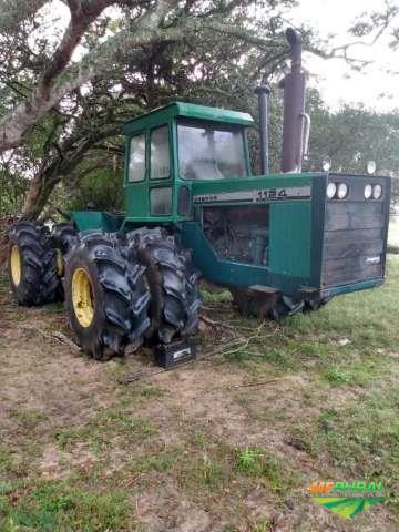 Trator engesa 1124 4x4 ano 86