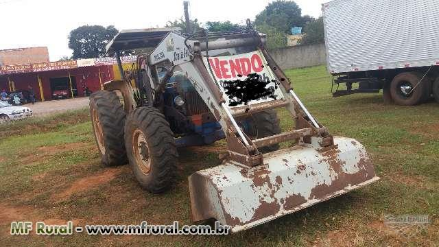 Trator ford 7630 4x4 ano 94