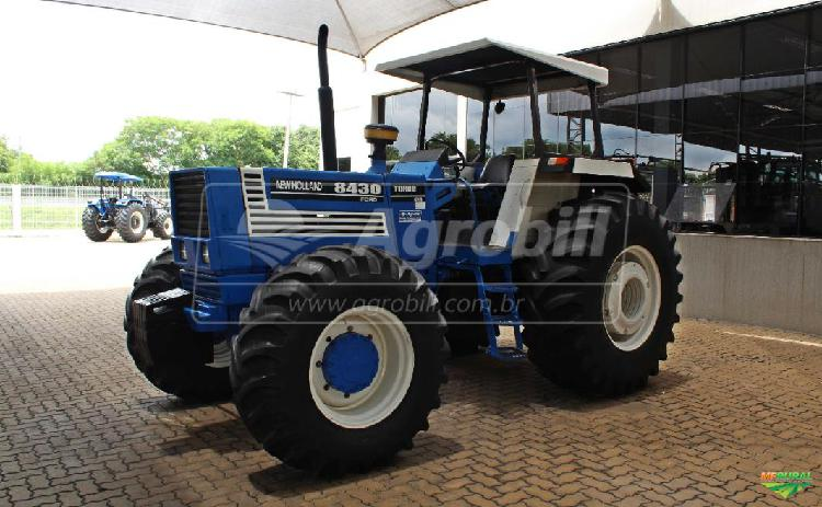 Trator Ford 8430 4x4 ano 94