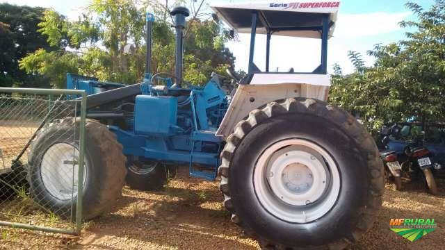Trator ford 8830 dt 4x4 ano 92