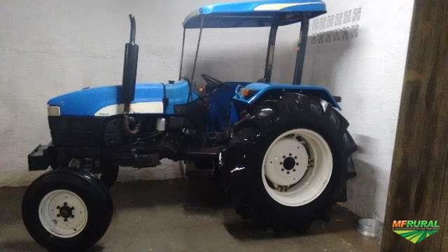Trator New Holland TT 4030 4x2 ano 08