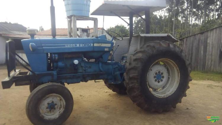 Trator outros ford 4x2 ano 90