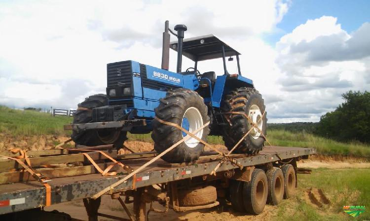 Trator outros new holland 4x4 ano 01