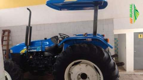 Trator outros new holland 4x4 ano 10