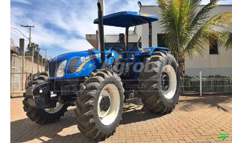 Trator outros new holland 4x4 ano 20