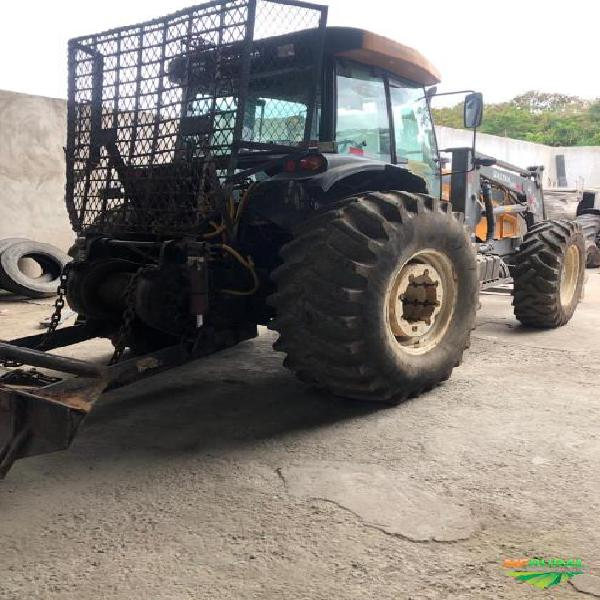 Trator valtra/valmet bh 145 4x4 ano 16