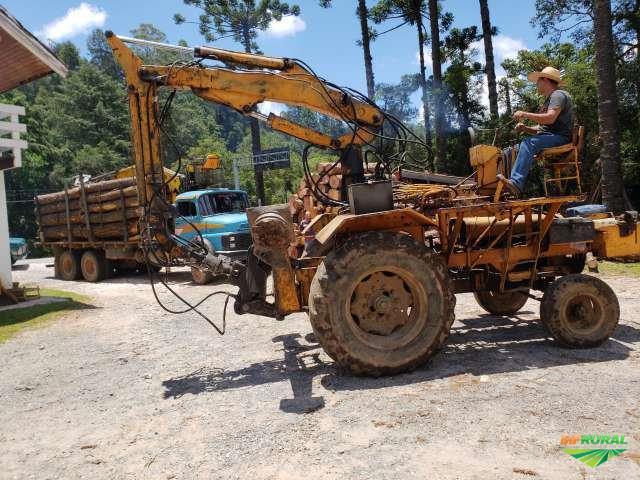 Trator valtra/valmet bm 85 4x2 ano 89