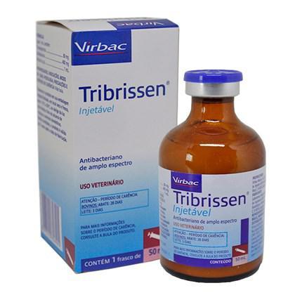 Tribrissen injetável 50 ml -virbac