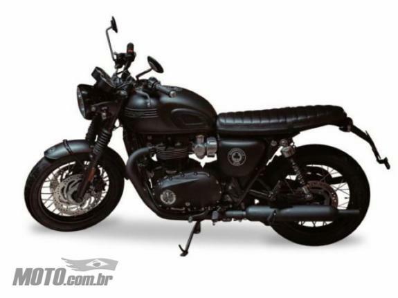 Triumph - bonneville t120