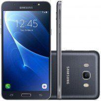 Usado smartphone samsung galaxy j7 2016 metal j710m preto