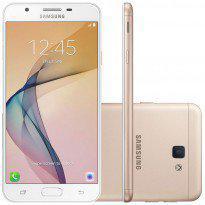 Usado smartphone samsung galaxy j7 prime 32gb g610m dourado