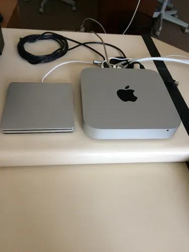 Vendo mac mini i5 com cin