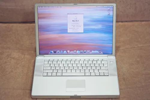 Leia) apple powerbook g4 15 (coleção) funcionando!