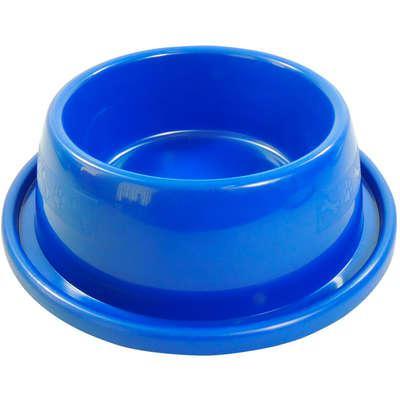 Comedouro furacão pet antiformiga azul