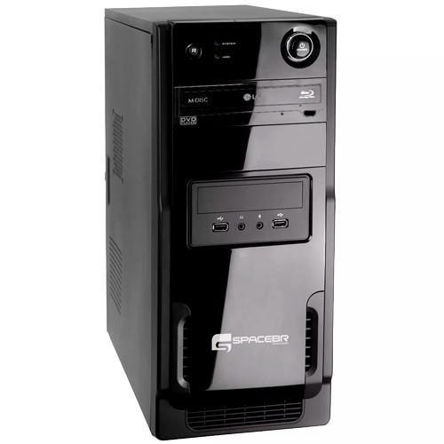 Computador space br p7550x2-ln - preto - amd athlon - ram