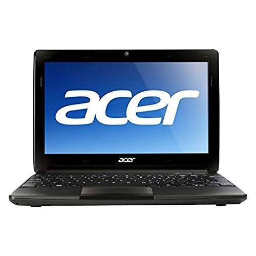 Netbook acer aspire aod270-1809 - preto - intel atom n2600 -