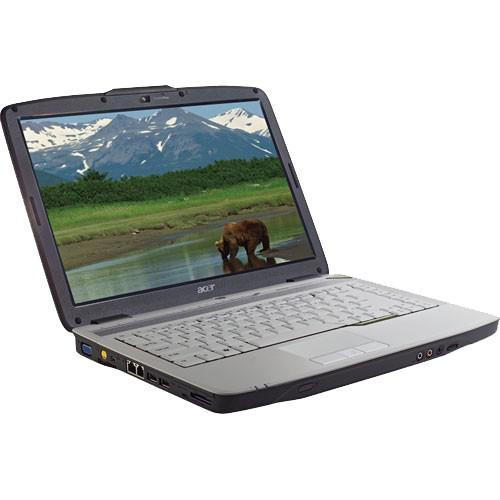 Notebook acer as4520-3485 - amd mk-38 - ram 1gb - hd 160gb -