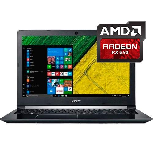 Notebook acer aspire 5 a515-41g-13u1 - amd a12-9720p - ram