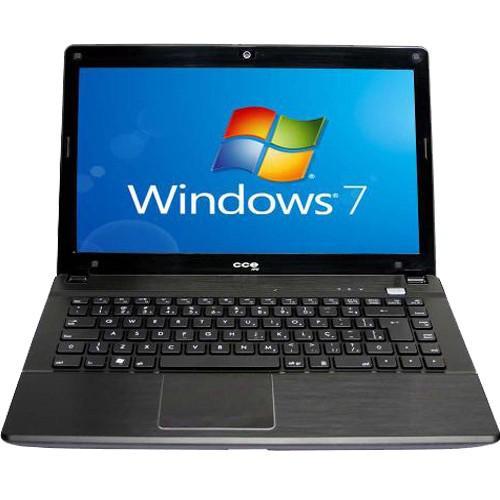 Notebook cce win d545b - preto - intel core i5-450m - ram