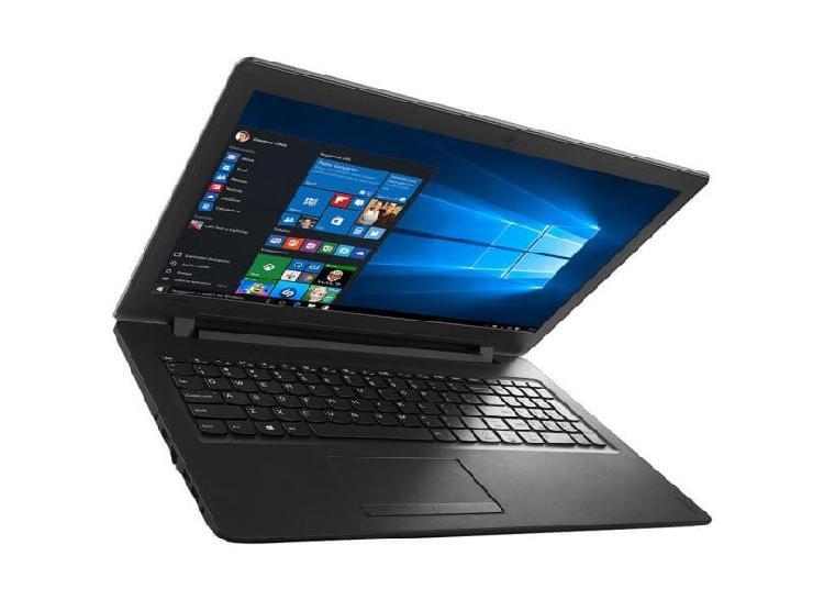 Notebook lenovo ideapad 330 15igm - preto - intel celeron