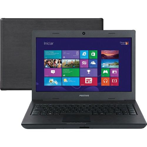 Notebook positivo premium s3040 - preto - intel pentium b950