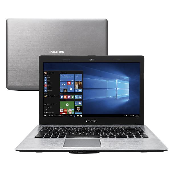 Notebook positivo sim+ 5770m - prata - intel core i7-2620m -