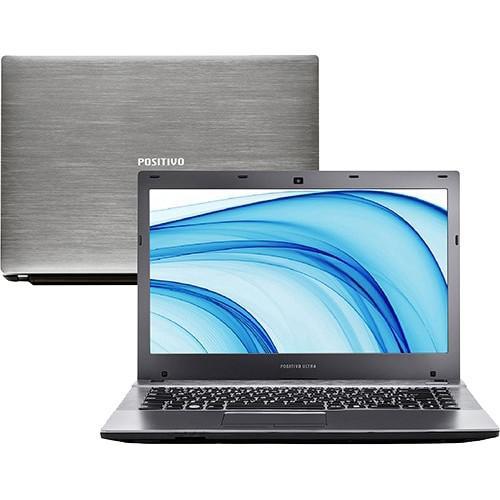 Notebook positivo ultra s8500 - cinza - intel core i5-3317u