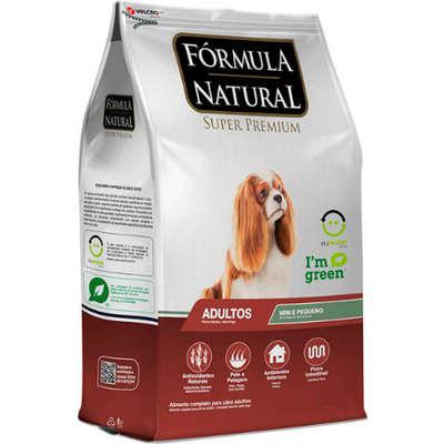 Ração fórmula natural super premium frango para cães