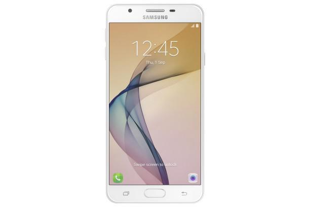 Smartphone samsung galaxy j7 prime sm-g610m - dourado - 32gb