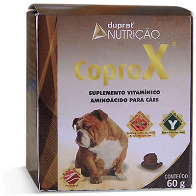 Suplemento vitamínico duprat coprox para cães