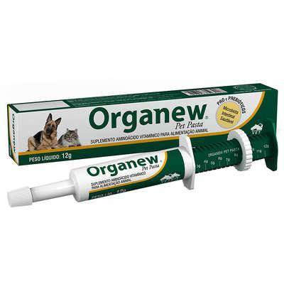 Suplemento vitamínico organew forte probiótico +