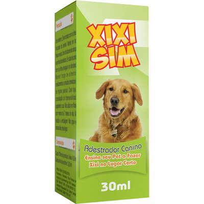 Xixi aqui pet clean para cães - 30 ml